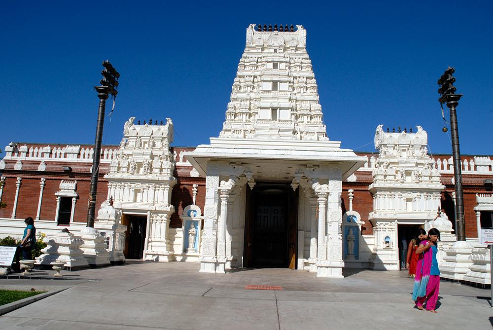 Shiva-Vishnu Temple in Livermore. Photo: Wendy Goodfriend