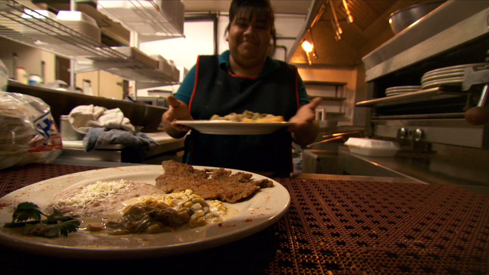 Gabby Martinez of La Cocina de Gabby . Photo courtesy of Spinning Plates
