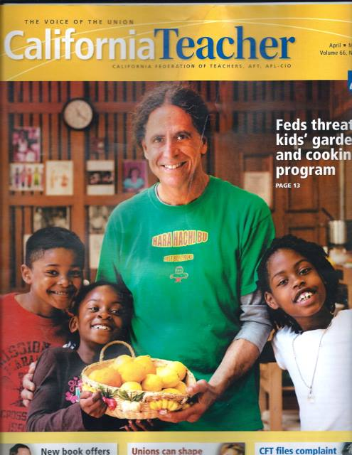 California Teacher Magazine