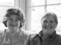 Sue Conley (L) and Peggy Smith (R) of Cowgirl Creamery. Photo: Hirsheimer & Hamilton