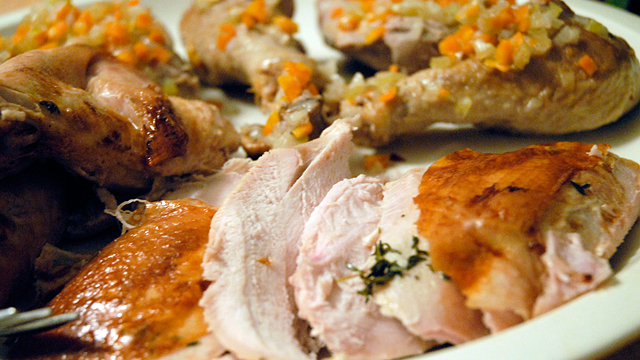 Deconstructed Turkey: A Succulent Alternative to a Thanksgiving Classic