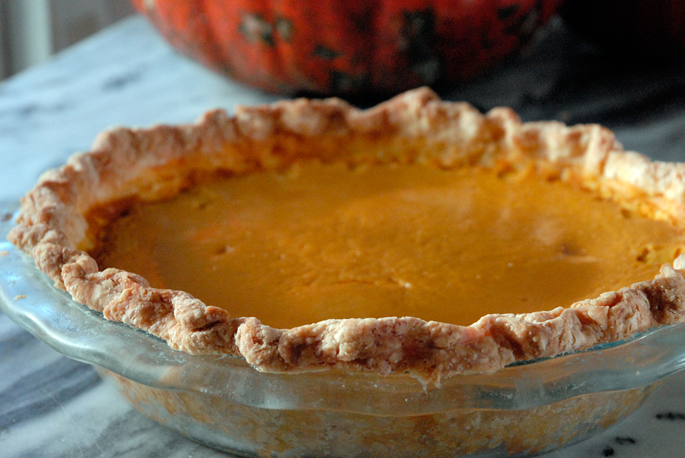(Better than) Pumpkin Pie. Photo: Wendy Goodfriend