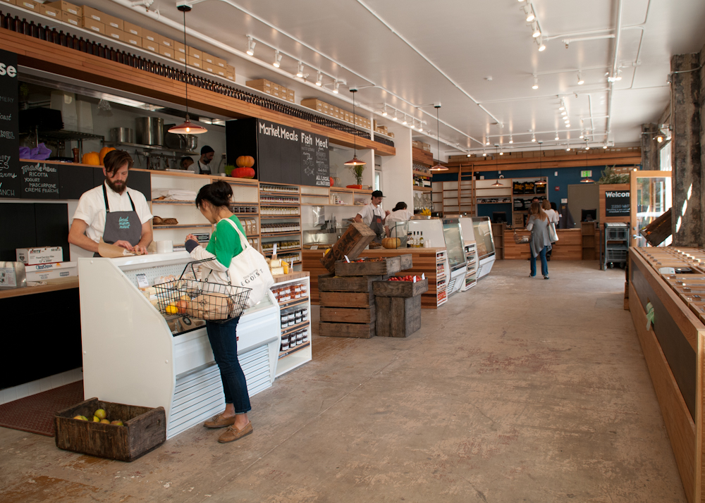 Interior of Local Mission Market. Photo: Naomi Fiss