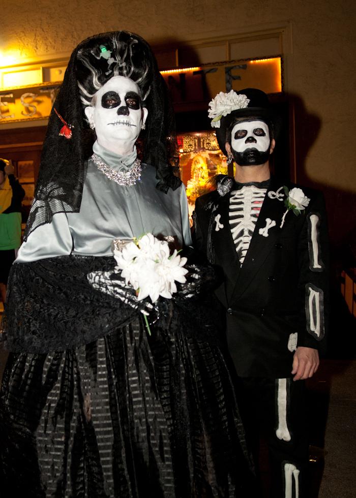 Married couple. Photo: Naomi Fiss