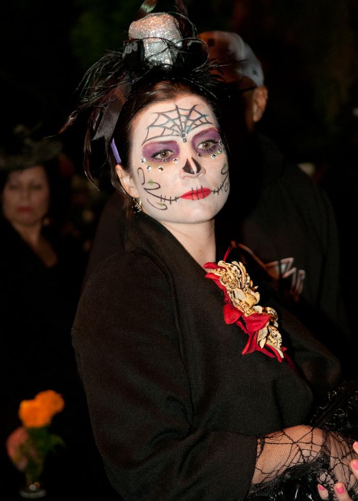 Woman with spider brow. Photo: Naomi Fiss. Photo: Naomi Fiss