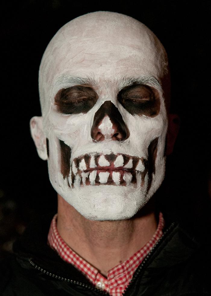 Francisco skull. Photo: Naomi Fiss