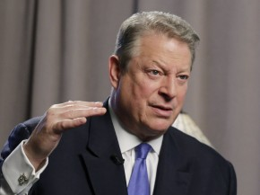 Former Vice President Al Gore has reportedly gone vegan. Photo: Mark Lennihan/AP