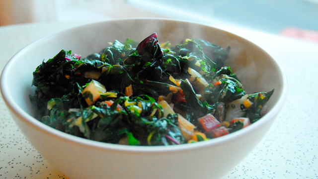 A Healthy Holiday Recipe: A Zillion Ways with Winter Greens