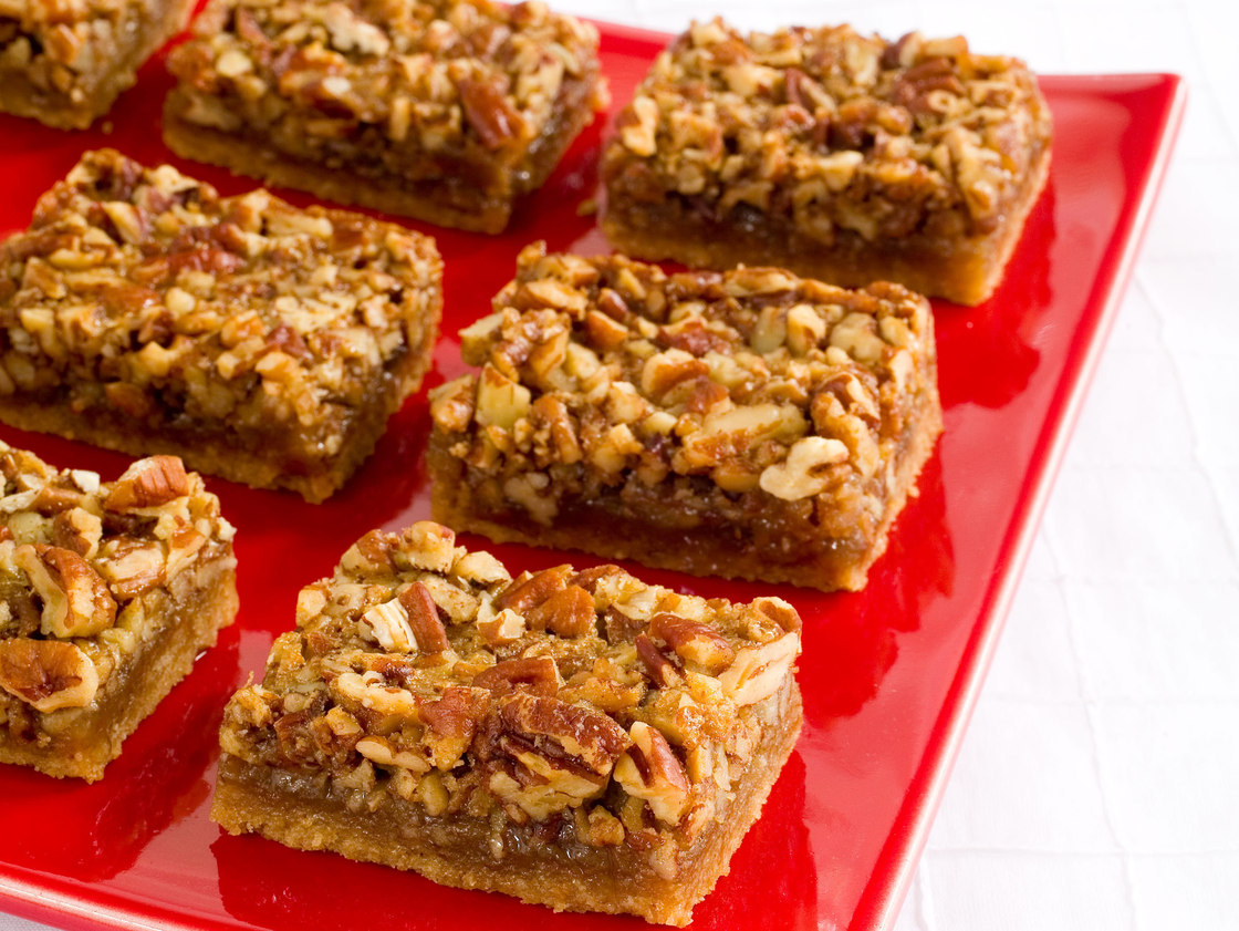Pecan Bars. Photo: Daniel J. van Ackere/America's Test Kitchen