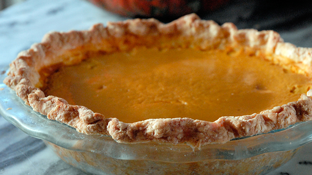 Thanksgiving Dessert Recipe: (Better than) Pumpkin Pie