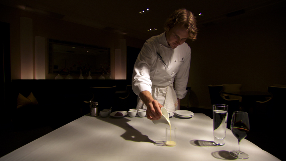 Alinea's Grant Achatz. Photo courtesy of Spinning Plates