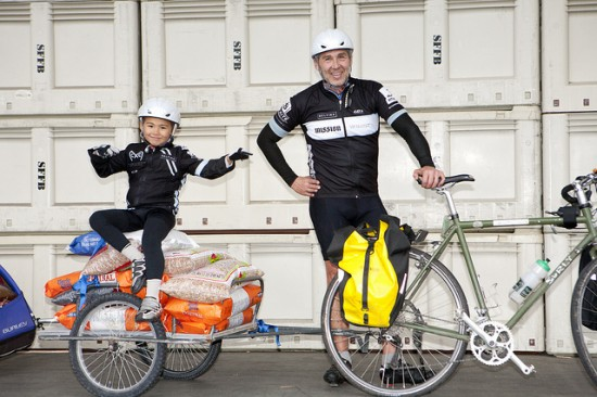 Cyclists Plan to Use Pedal Power to Help San Francisco and Marin Food Banks