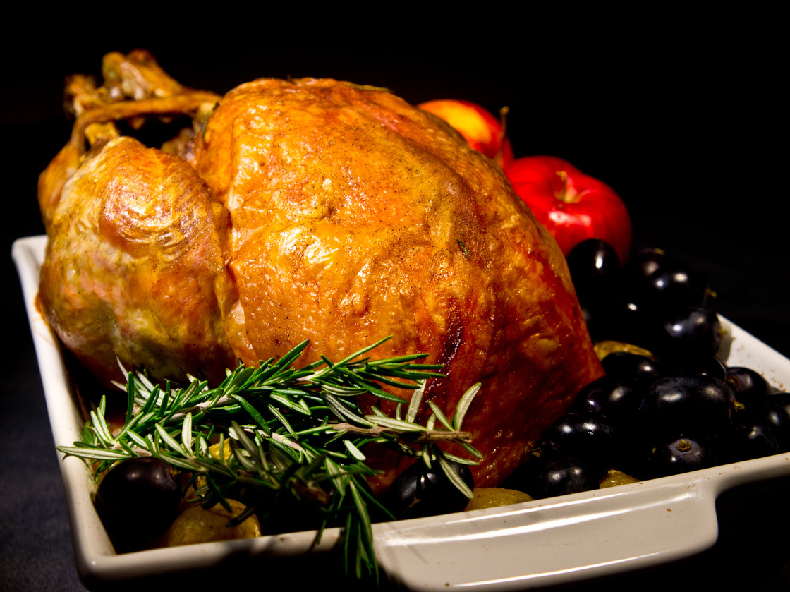 Jack Bishop recommends letting your turkey sit for at least 30 minutes before you start carving. Photo: Ruocaled/Flickr