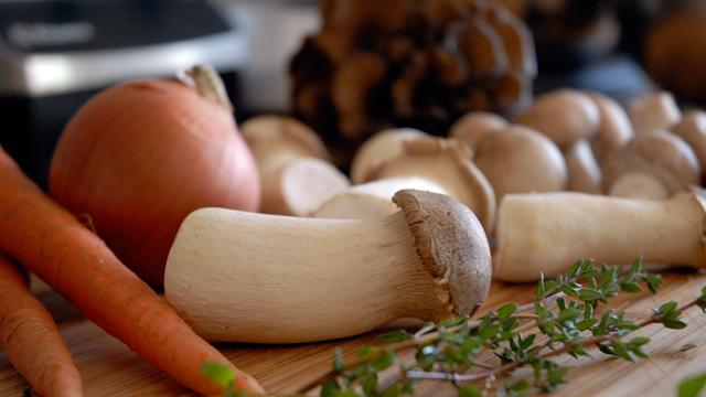 Thanksgiving Recipe: Oh-So-Decadent Wild Mushroom Gravy