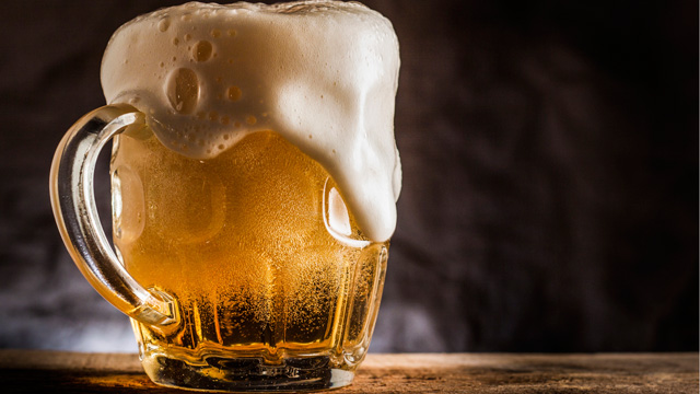 Hearty Mug of Beer Photo: Getty