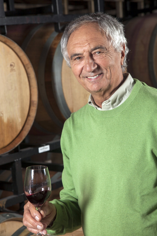 Bernard Portet. Photo: courtesy of Polaris Wines
