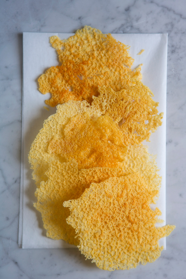 Cheese Fricos. Photo: Hirsheimer & Hamilton