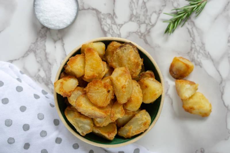 British-Style Roasties: A Whole New Potato
