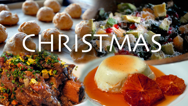 Bay Area Bites Christmas Dinner Menu: 6 Fabulous Recipes