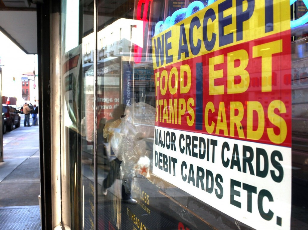 What does it take to qualify for food stamps? Photo: Spencer Platt/Getty Images