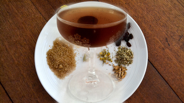 DIY Gifts: Homemade Manhattan Cocktails