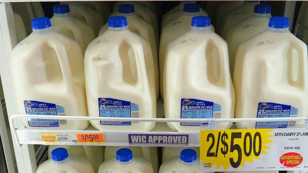 Why $7-Per-Gallon Milk Looms Once Again