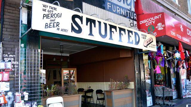 Stuffed: Pierogi Joint is Positioned to be a Solid Alternative to Taquerias in the Mission