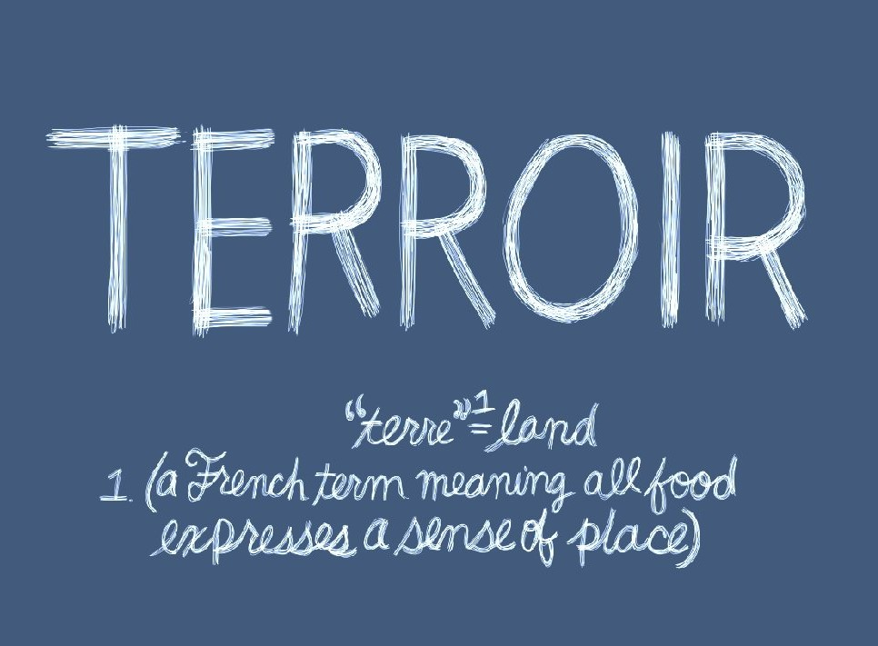 The Lexicon of Sustainability: Terroir - All Food Expresses a Sense of Place