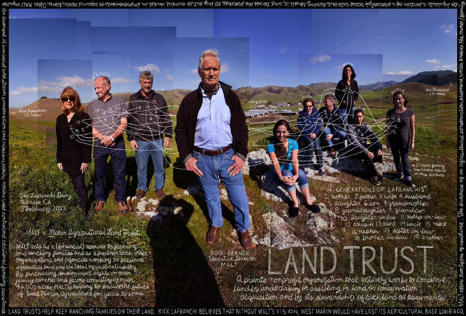 Land Trust artwork