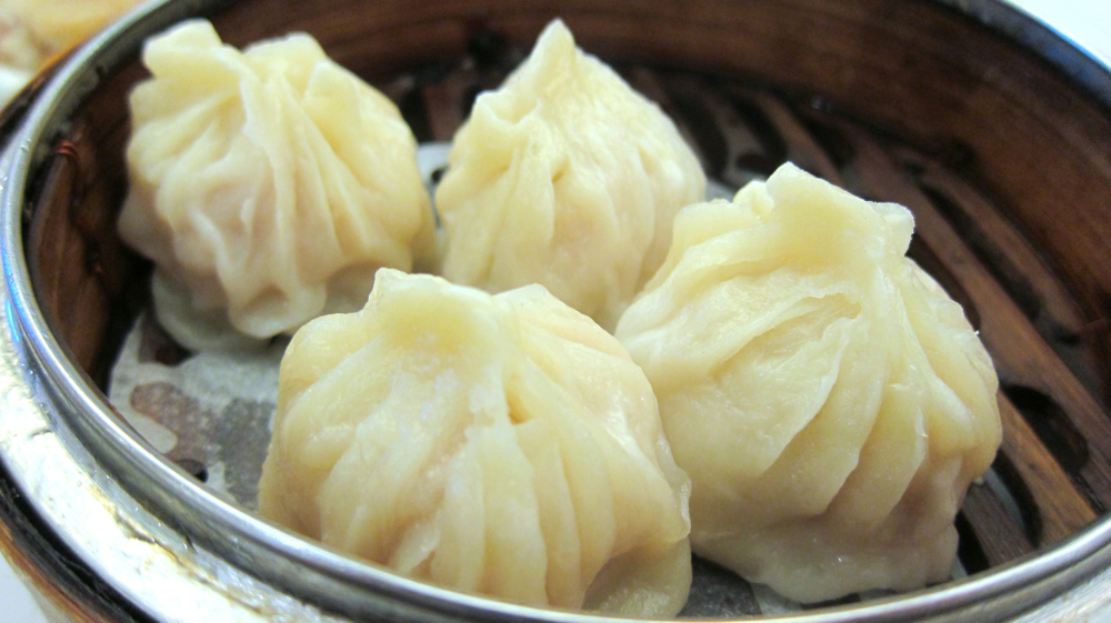 Shanghai Steamed Dumplings