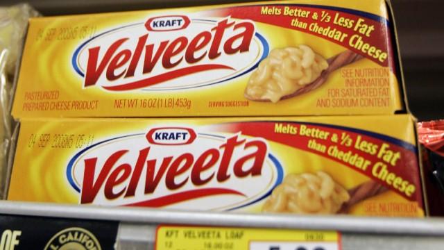 A Cheesy Meltdown: Kraft Warns Of Velveeta Shortage