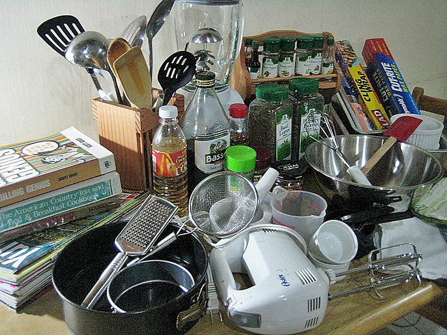 A chef's kitchen can be filled with gadgets. Photo: Apples Matutina/Flickr