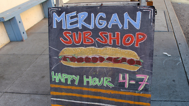 Merigan Sub Shop: Casual Shop Meets Restaurant-Quality Sandwiches in SoMa