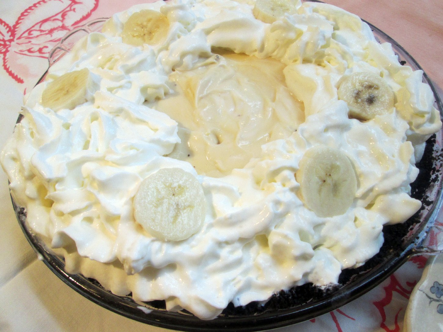 Banana Cream Pie. Photo: Laura B. Weiss/ NPR