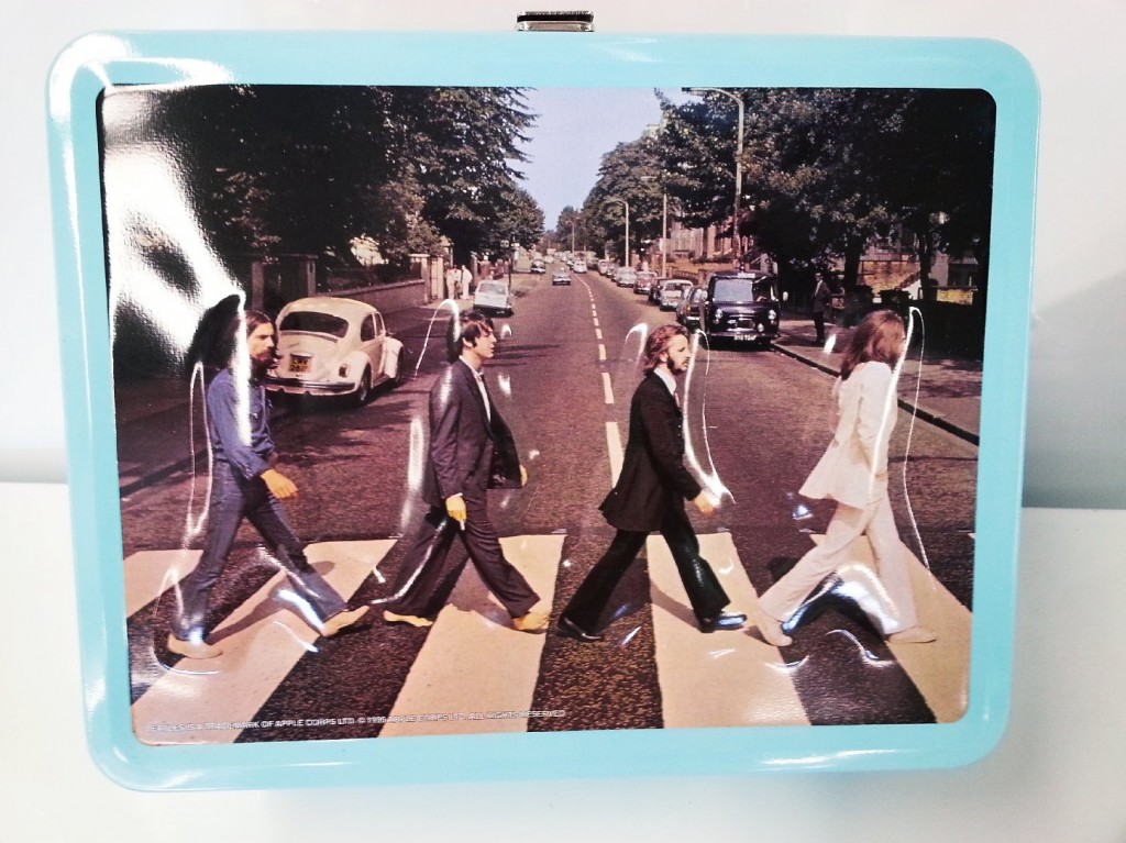 Take Abbey Road (1969) to lunch. Photo: mrapp123/eBay