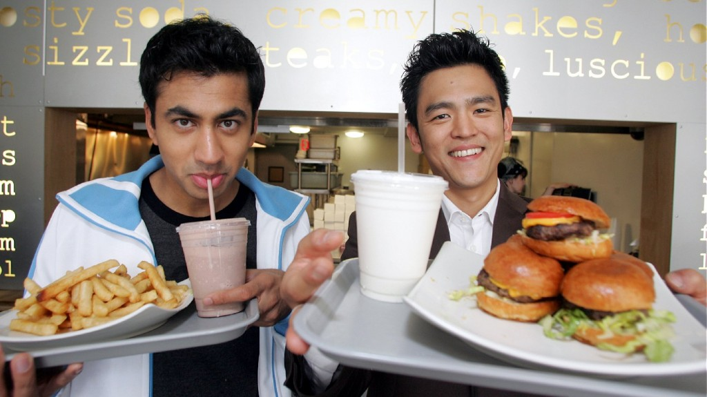 Research in mice offers new clues as to why Harold and Kumar were so motivated to get to White Castle. Photo: Todd Plitt/Getty Images