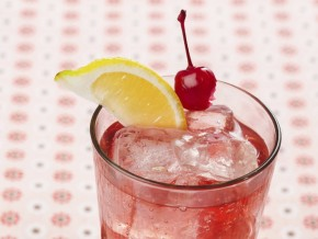 A Classic Shirley Temple. Photo: iStockphoto