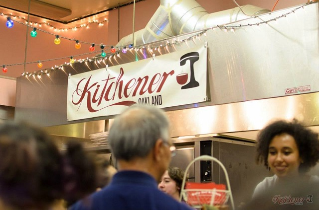 Kitchener to Open a Rotating Take-Out Window in Oakland