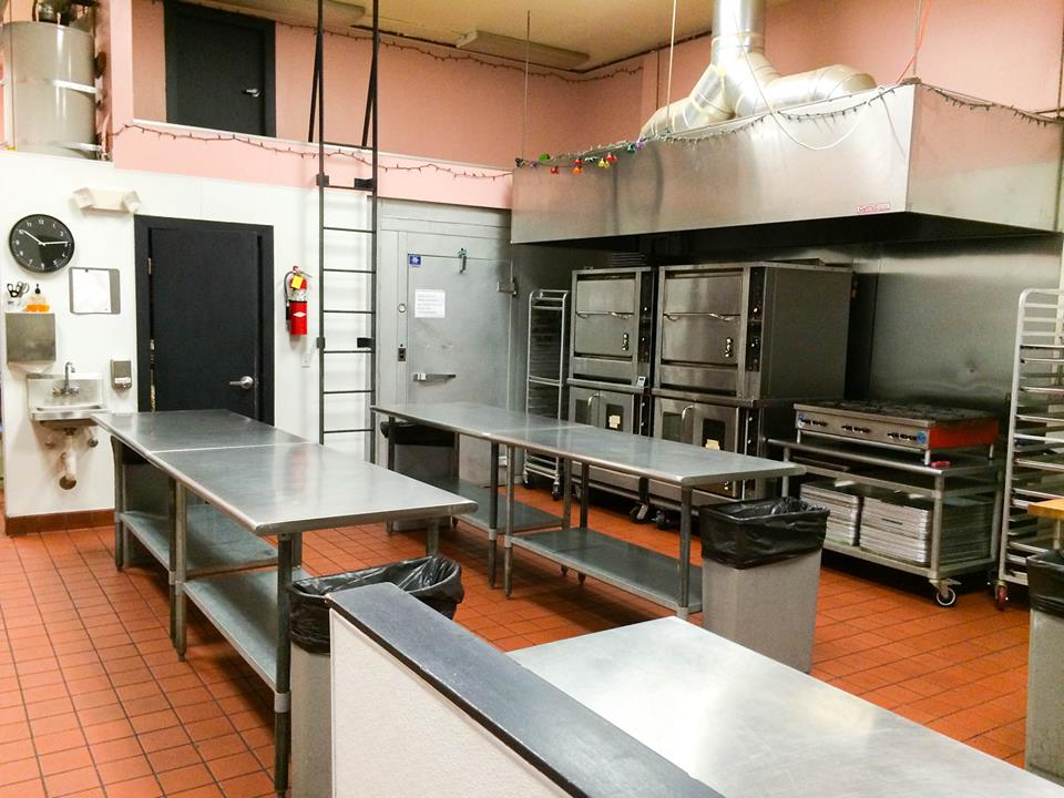 The kitchen at Kitchener Oakland. Photo: Courtesy of Kitchener