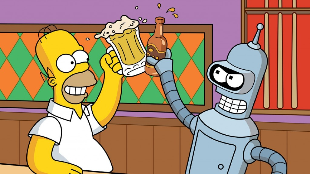 Personally, we're most looking forward to having robot drinking buddies. Image: Bongo Entertainment, Inc