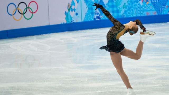 It's not just ice skaters taking the stage in Sochi. Photo by Atos via Creative Commons