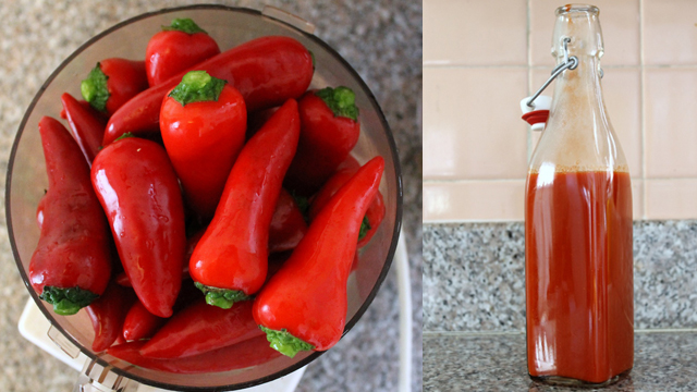 DIY Sriracha: Make it at Home and Never Worry About a Hot Sauce Shortage Again