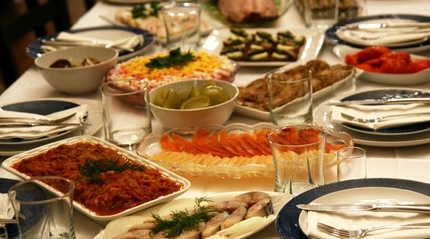 Drink Vodka, Eat Pickles, Repeat: Mastering the Zakuski Spread