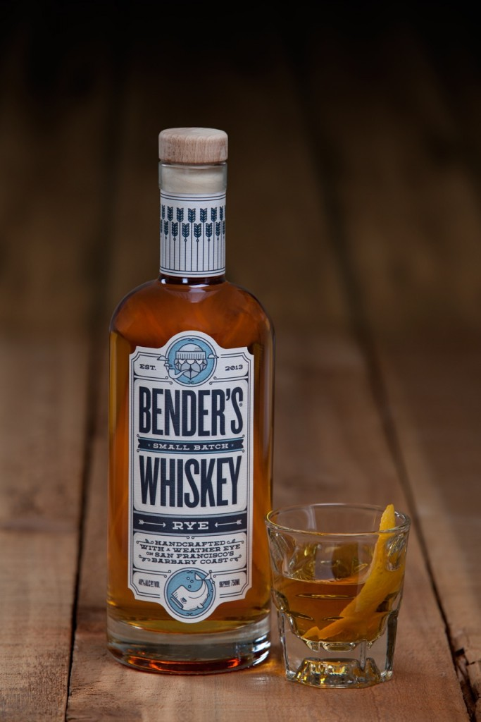 Bender's Rye. Photo: Courtesy of Bender's Rye
