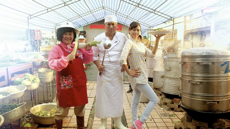 "The Taiwanese comedy ""Zone Pro Site: The Moveable Feast"" will have two San Francisco screenings this weekend. Photo courtesy of the film."