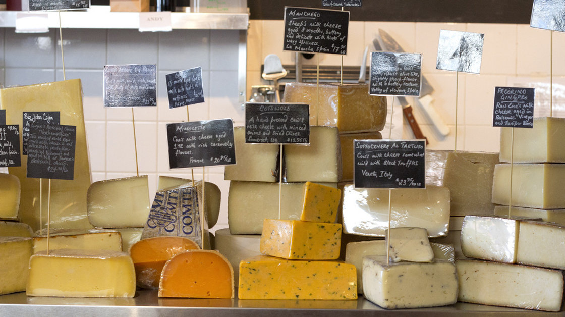 Cheese, glorious cheese! The European Union wants U.S. food makers to stop using names with historical ties to Europe. But what else would you call, say, Parmesan and Brie? Photo: Dinner Series/Flickr
