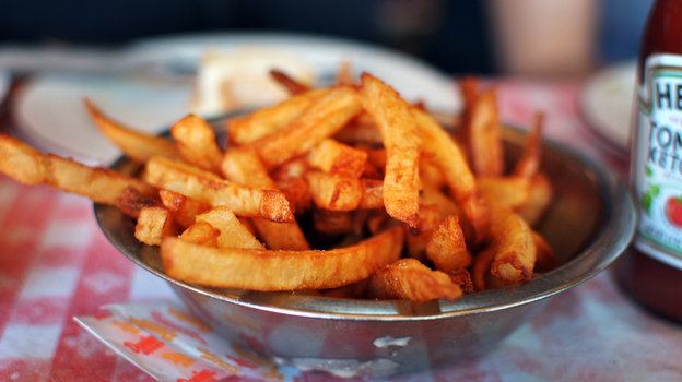 French-Fry Conspiracy: Genes Can Make Fried Foods More Fattening