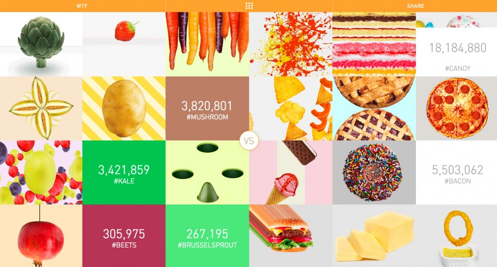 Food Porn Index: This is what you're posting about, foodies. Photo: Courtesy of Bolthouse Farms