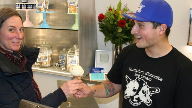 Hot Eats Round-Up: Humphry Slocombe Ice Cream, Brews & BBQ from Dave McLean