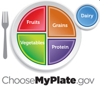 The latest study is a challenge to the U.S. Dietary guidelines, which call for consuming mostly low-fat dairy and meat products. Image: USDAgov/Flickr